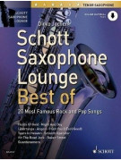 Lounge Best of For Tenor Saxophone