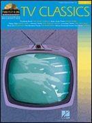 Piano Play-Along: TV Classics Volume 16 (book/CD)