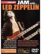 Lick Library: Jam with Led Zeppelin 1 (DVD/CD)