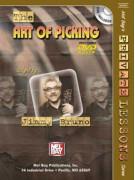 Private Lessons Series: Art of Picking (book/DVD)