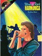 Blues & Rock Harmonica (book & cassette)