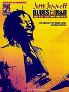 Blues & Rhythm & Blues Bass Technique (book/CD)